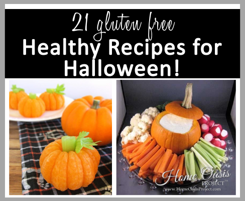 21 Gluten Free Halloween Healthy Recipes