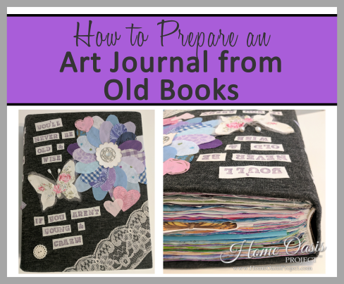 How to Prepare an Art Journal